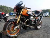 Moto Guzzi V11 Umbau im April 2011 am STC